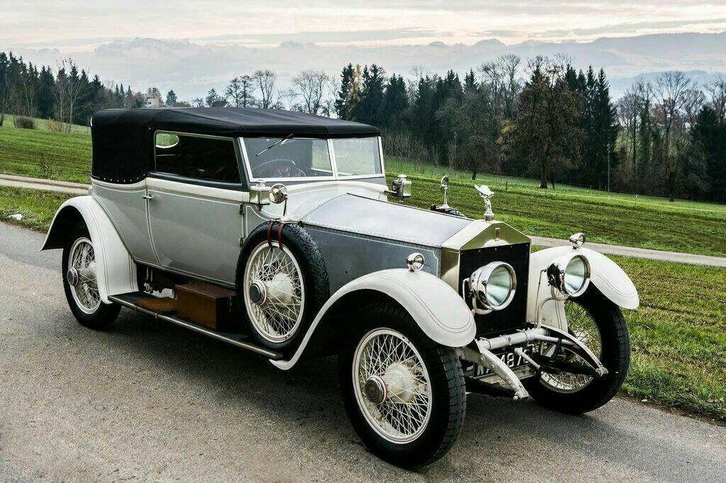 Istoria Rolls-Royce | Silver Ghost