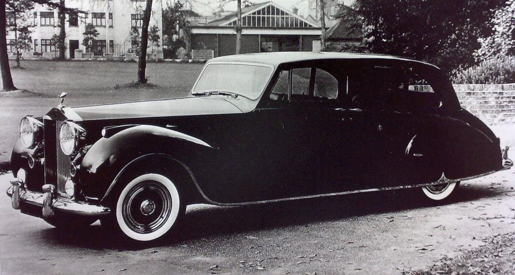 The Phantom IV by Rolls-Royce